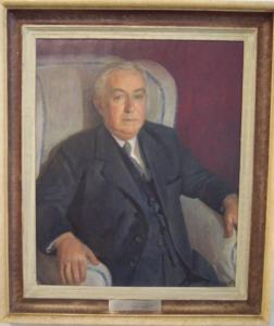 Mr Rhaiadr Jones