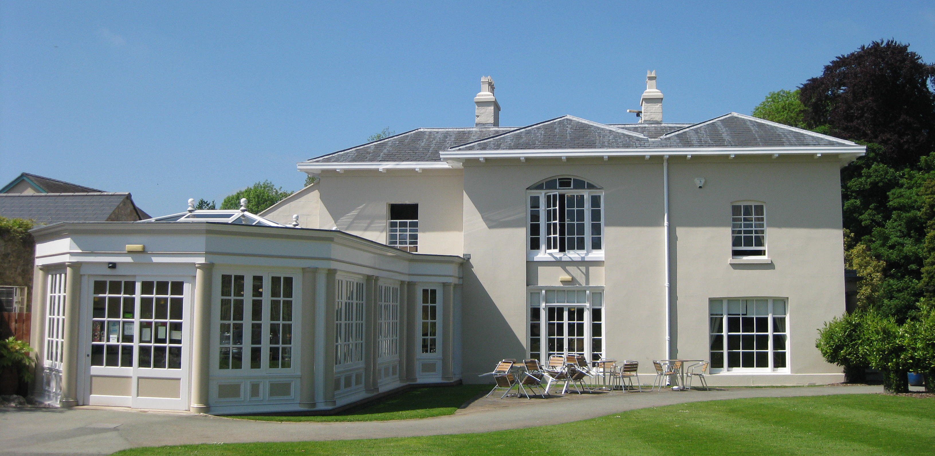 The Orangery at Derwen College