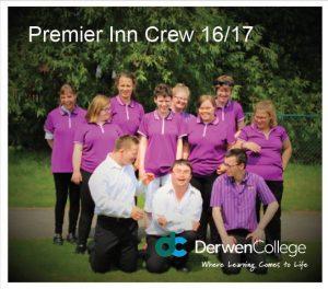 Premier Inn Crew 16/17