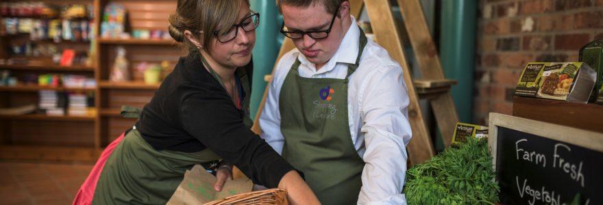Derwen Living and Work Programmes - Retail and Business Studies