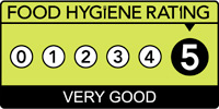 Visit Derwen - Food Hygiene Rated 5 stars