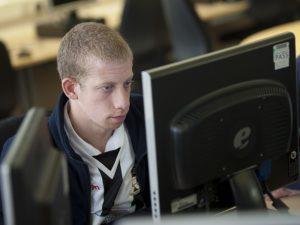 ICT Computers at the Bradbury Centre Derwen College