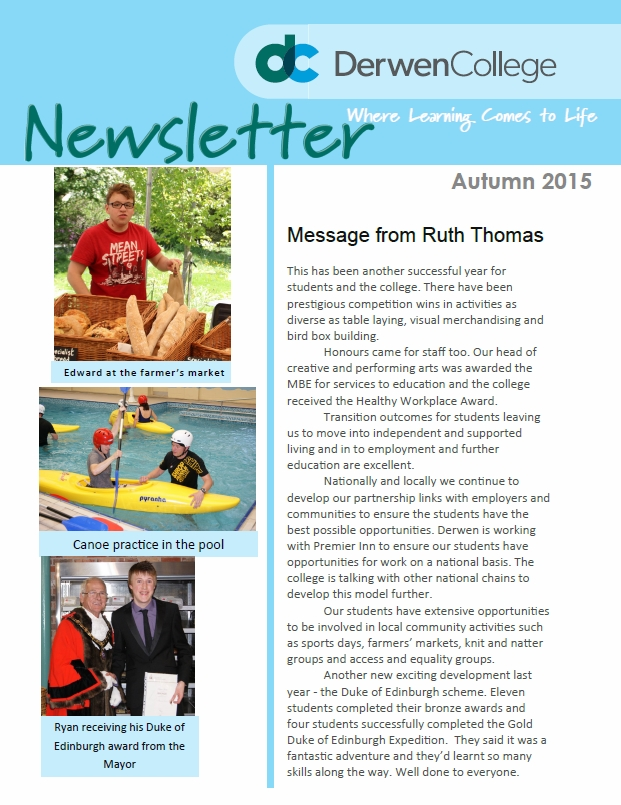 newsletter a15