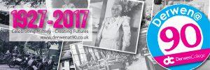 90 years of Derwen College - Derwen's birthday 1927-2017