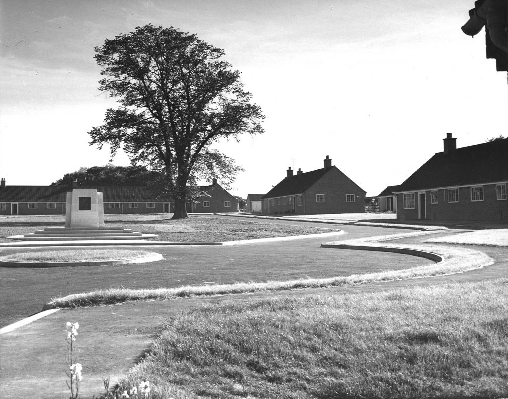 Agnes Hunt Village 1952