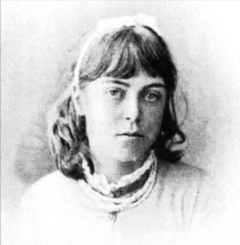 Dame Agnes Hunt aged 12