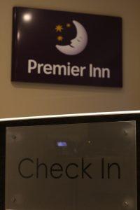 Premier Inn - Check In