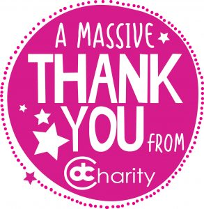 Thank you from DC Charity