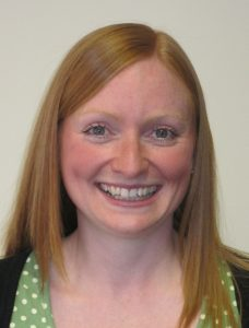 Amy Snow, Admissions Co-ordinator and Pre-Entry Marketing