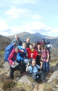 Leisure: Duke of Edinburgh's award expedition