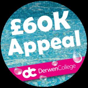 Derwen College - £60k Appeal - Donate Here