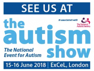 Meet us at The Autism Show London. 15-16 June