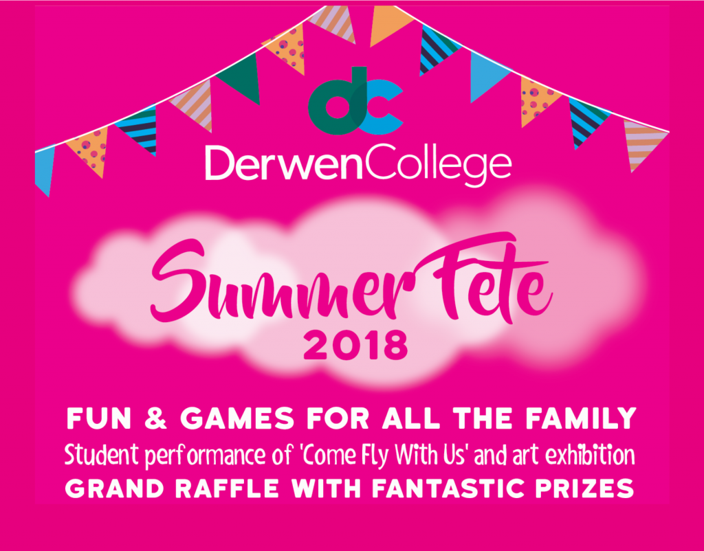 Derwen Summer Fete 2018