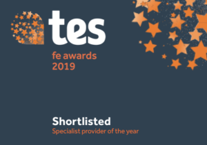 TES award shortlist 2019