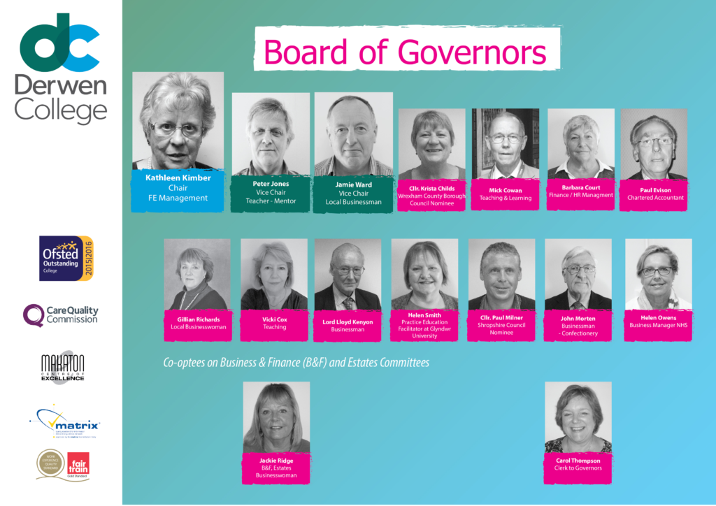 Board of Governors - Jan19
