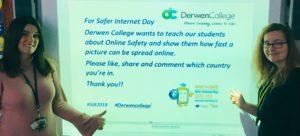Safer Internet Day, ICT, computers, social media