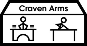 Makaton symbol for Craven Arms