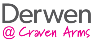 Derwen @ Craven Arms logo Craven Arms satellite site