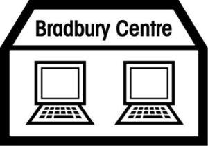 Makaton Symbol for: Bradbury Centre