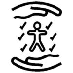 Makaton Symbol for: Healthcare