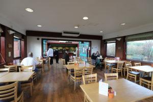 The Garden Cafe at Derwen College