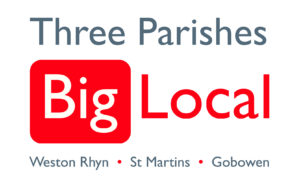 Three Parishes - Big Local - logo