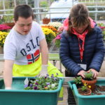 National Careers Week: Horticulture students