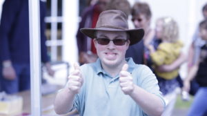 Thank you - student thumbs up