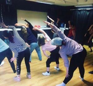 Meta4 Dance Workshops