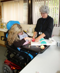 Occupational therapy in residence