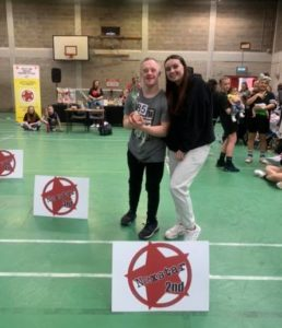 Derwen College winner at Wolverhampton street dance competition Nexstar 2020