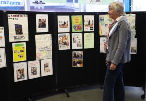 Derwen College National Careers Week poster competition