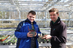 Derwen College Horticulture image for National Careers Week