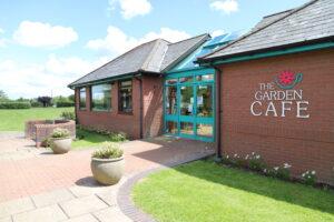 Visit Derwen: The Garden Cafe