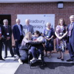 Derwen College Charity - Hydrotherapy pool opening