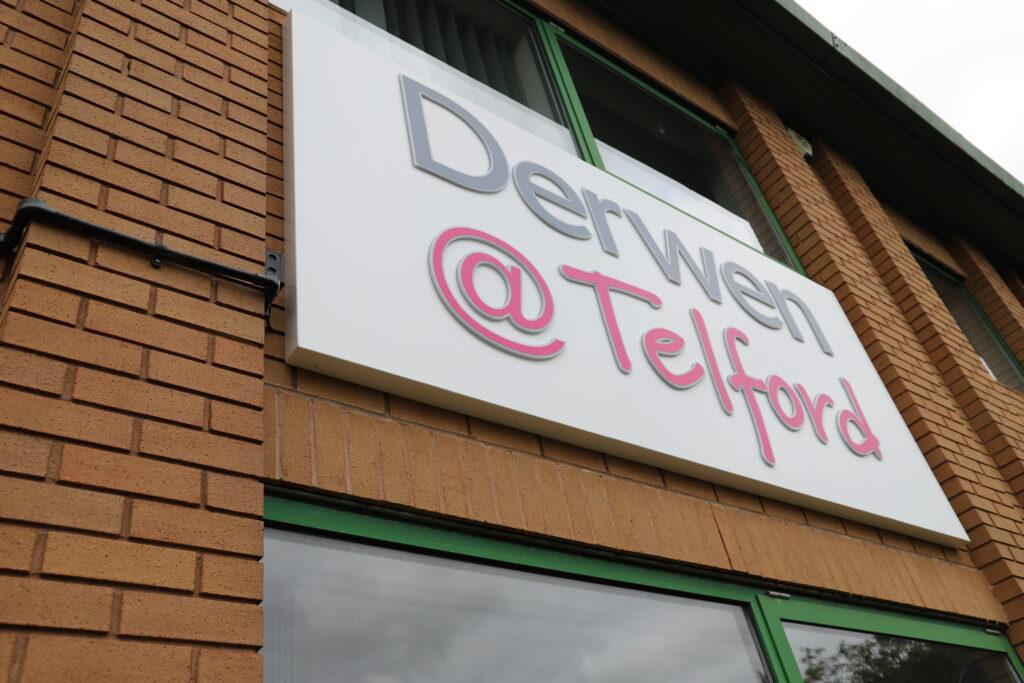 Derwen @ Telford opens