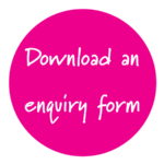 Click to download an admissions enquiry form