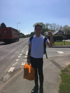 Walk independently to the shops with Journey Makers 1