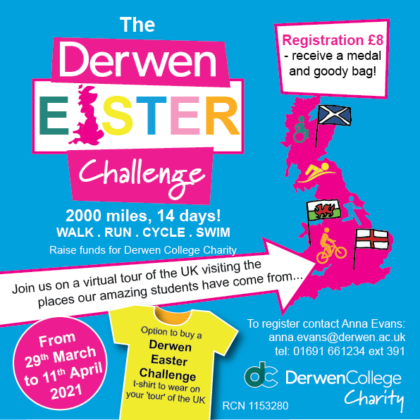 Easter Challenge Poster