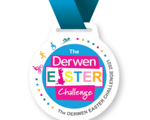 Register for the 2021 Derwen Sponsored Walk: Easter Challenge