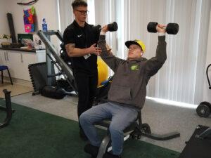 Sport and Fitness - Derwen @ Walford