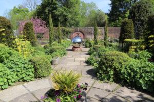 Walled Garden at Derwen College