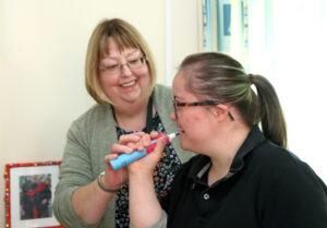 Nurture programme: Personal care