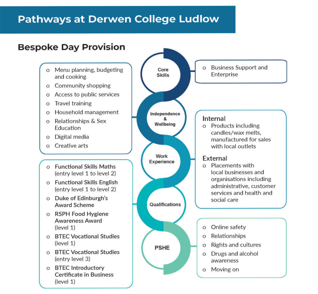 Ludlow Pathway overview