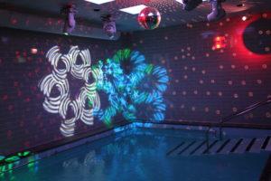 Derwen College hydrotherapy pool